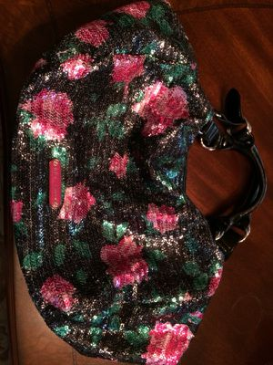 Betsey Johnson Sequin Tote for Sale in Winter Haven, FL