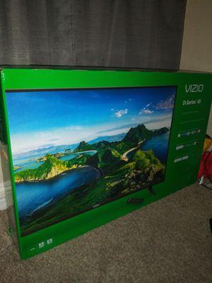 "Vizio 40"" Smart TV (New) for Sale in Las Vegas, NV"