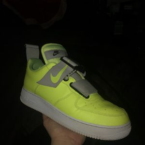 Nike Air Force One Utility Volt for Sale in Delaware, OH
