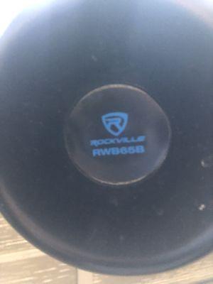 Rockville marine speakers for Sale in Las Vegas, NV