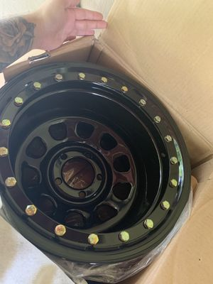Brand New Wheels for Jeeps for Sale in Miami, FL