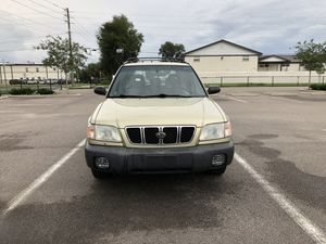 2002 Subaru Forester for Sale in Lakeland, FL