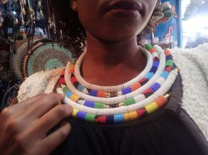 Authentic African bracelets, earrings, and neclaces for Sale in Douglas, GA