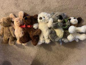 Stuffed Animals N E W for Sale in Frisco, TX