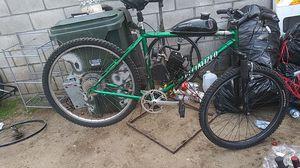 "26 "" Specialized. 80 cc gas powerd mountain bike 40mph. for Sale in Fontana, CA"