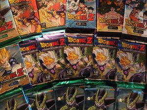 Dragonball Z Booster Packs (various series) for Sale in Avenal, CA