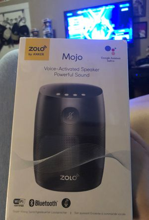 Mojo Bluetooth Speaker BRAND NEW for Sale in San Antonio, TX