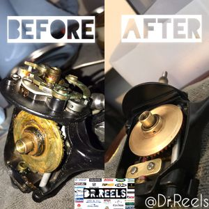 Fishing reel servicing! for Sale in Weston, FL