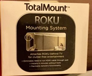 Roku mounting system for Sale in Braintree, MA