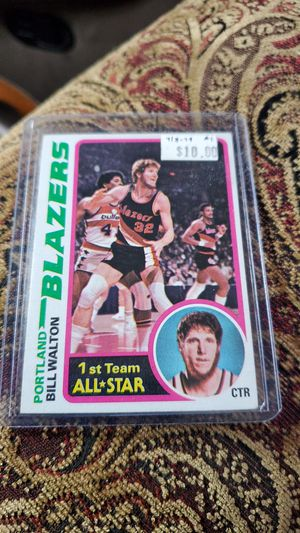 1978-79 Topps Basketball for Sale in Gold Hill, OR