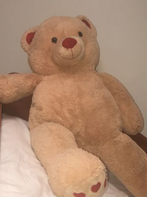 Huge teddy bear 4ft for Sale in Boston, MA