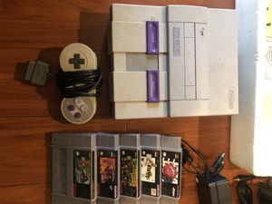 Super Nintendo for Sale in Whittier, CA