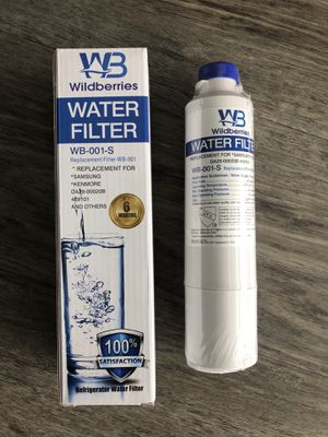 Samsung Kenmore refrigerator water filter unopened for Sale in Tampa, FL