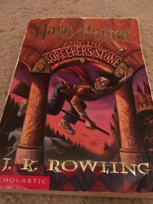 Harry Potter and the sorcerer's stone for Sale in Weeki Wachee, FL