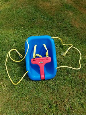 Little tikes baby toddler swing for Sale in Stanwood, WA
