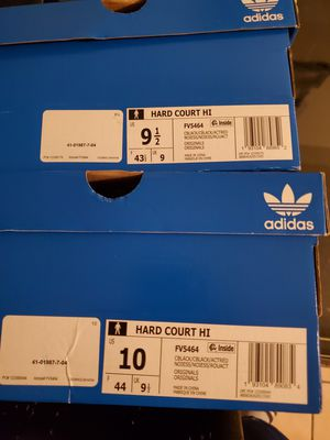 adidas shoes for men for Sale in Anaheim, CA