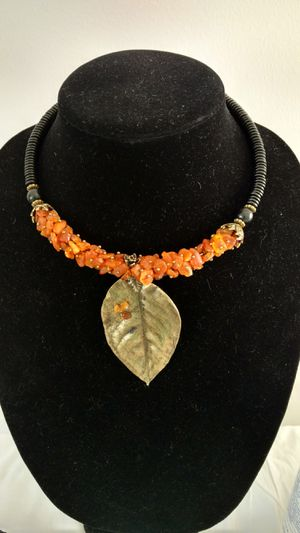 Handmade Real Baltic Amber Necklace for Sale in Round Lake, IL