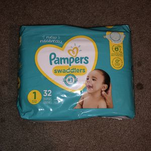 Diapers Pampers & Huggies for Sale in Lindsay, CA