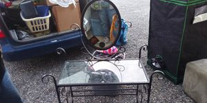 Vanity with mirror for Sale in Bellingham, WA