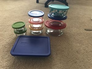 Pyrex boxes for Sale in Weymouth, MA