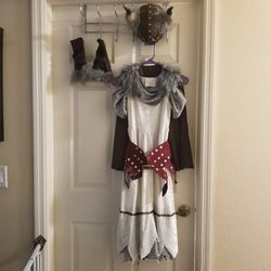 Girls VIKING Costume for Sale in Brooksville,  FL
