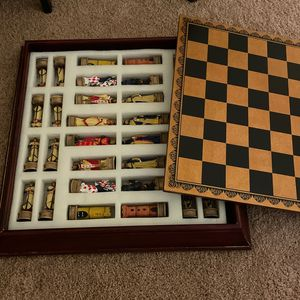 Turkish Chess Set for Sale in Saint Paul, MN