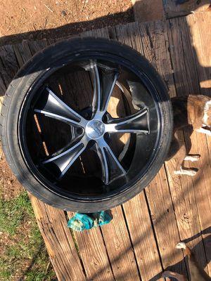 American racing wheels 20inch for Sale in Abilene, TX
