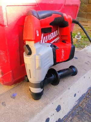 Milwaukee sds plus rotary hammer great condition $100 for Sale in Hawaiian Gardens, CA