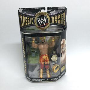WWE Classic Hulk Hogan Wrestling figure for Sale in Los Angeles, CA