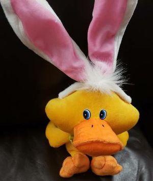 Dan Dee's Stuffed Animal Easter Singing Duck Bunny for Sale in Westminster, CO