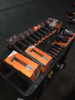 Ridgid octane wholesale or trade for Sale in The Bronx, NY