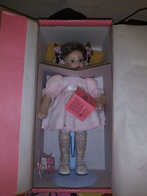 Porcelain doll for Sale in Akron, OH