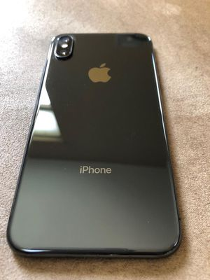 iPhone X 64gb Unlocked Mint Condition for Sale in Carlstadt, NJ