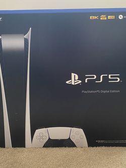 PS5 Digital Edition for Sale in Alexandria,  VA