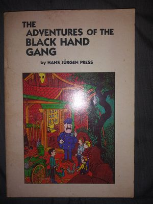 The Adventures of the black hand gang for Sale in Spring Hill, FL