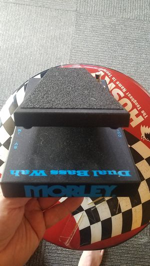 Morley dual bass wah pedal for Sale in Denver, CO