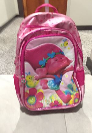 Trolls rolling backpack for Sale in Sumner, WA