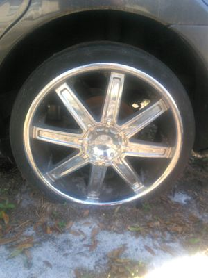 Nissan Low Profile Rims for Sale in Eustis, FL