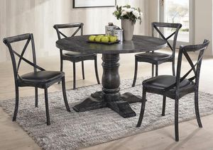 Brand new 5 piece dining table set. $399 for Sale in Norfolk, VA