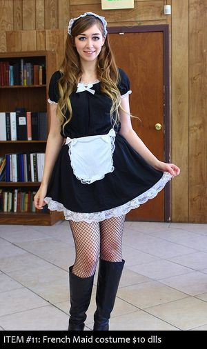 Costume French maid for Sale in Oceanside, CA