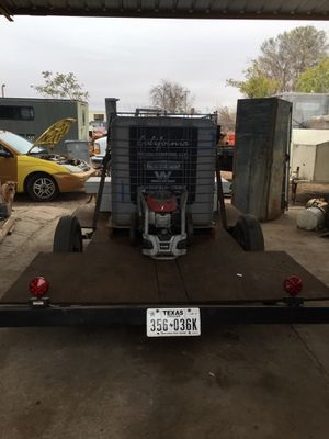 Trailer 6x10 ft for Sale in El Paso, TX