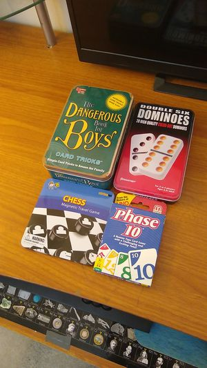 Various Board Games for Sale in Morrisville, NC