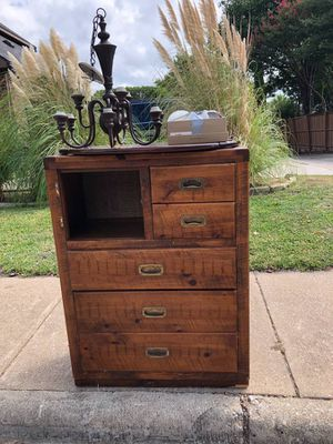 "Young-Hinkle - E.T. ""Extra-Terrestrial"" Ultra Rare Antique Original Dresser for Sale in Richardson, TX"