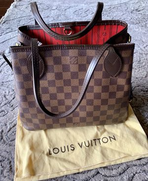 Authentic LV brown bag. for Sale in Irvine, CA