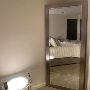 Brand New Dark Silver Full Length Mirror for Sale in Forestville, MD