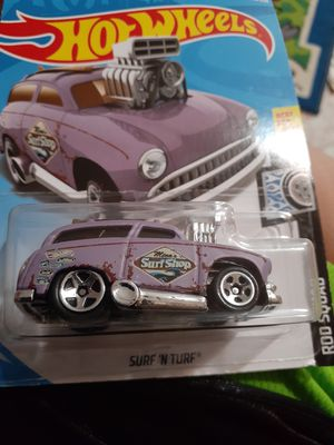 hotwheels surf n turf for Sale in Chicago, IL