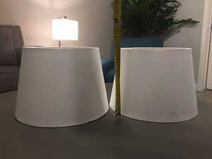 Lamp shades for Sale in Stockton, CA