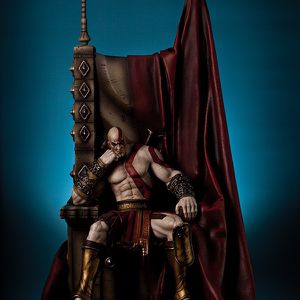 Gaming heads god Of War kratos Statue (29 Inches) for Sale in Altamonte Springs, FL