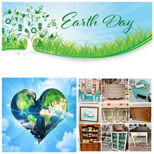 Gigantic Earth Day Upcycled furnishings and home decor sale for Sale in Kensington, MD