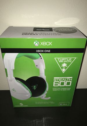 Stealth 600 Wireless Headset for XBOX 1 for Sale in Lynnwood, WA